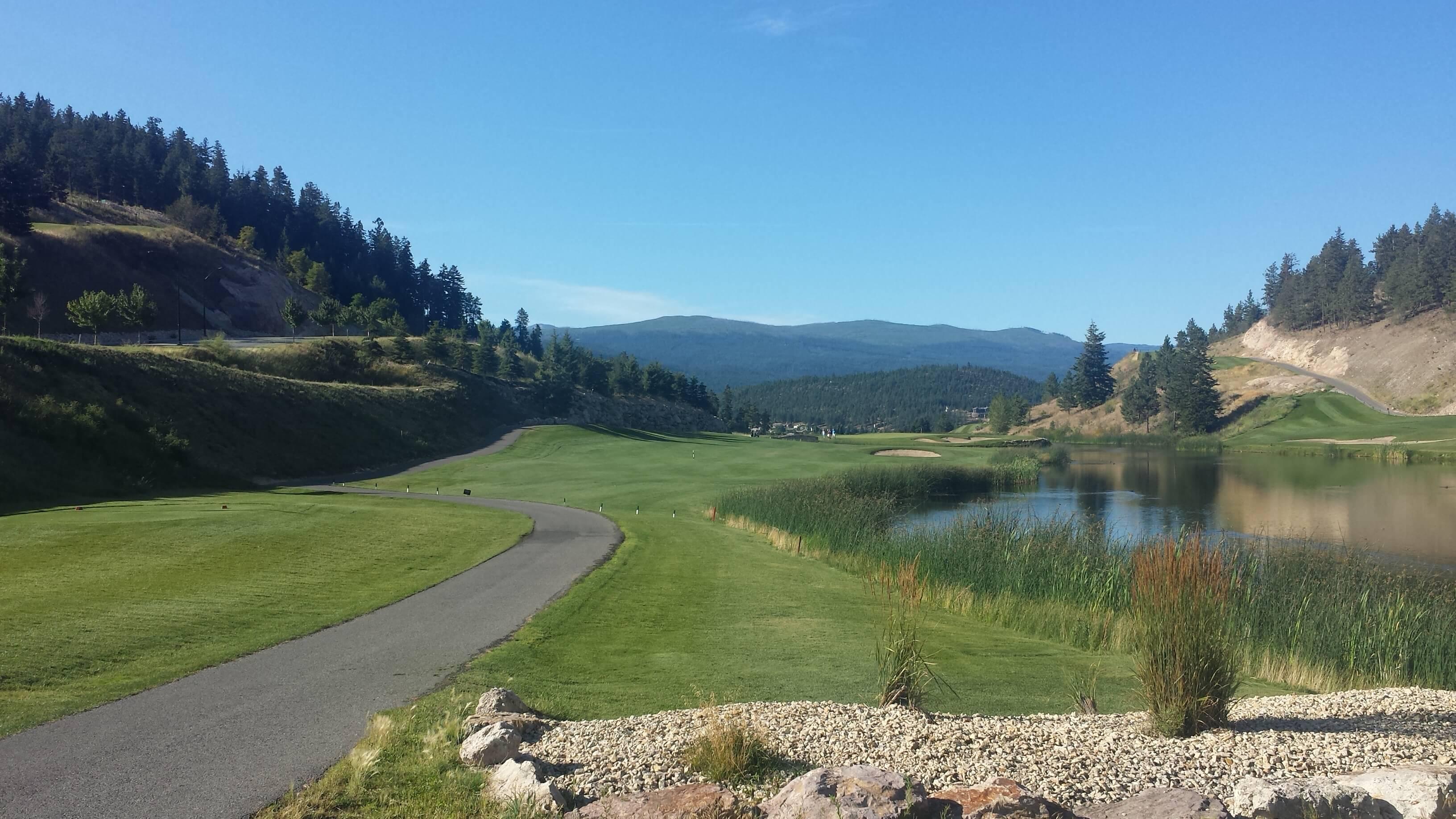 Black Mountain Golf Course Reviews