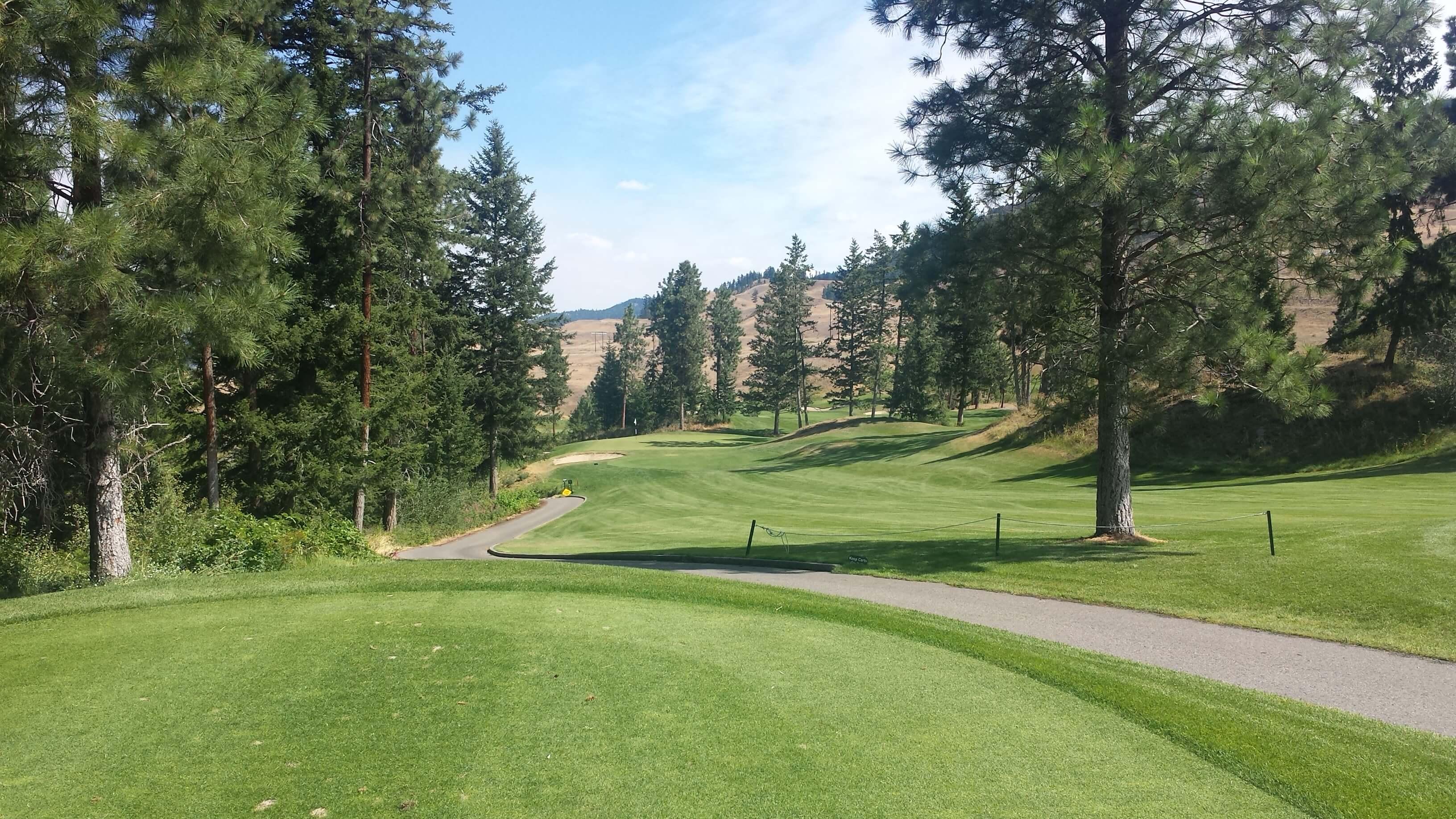 Black Mountain Golf Course Review