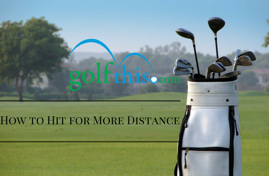 How to Hit for More Distance