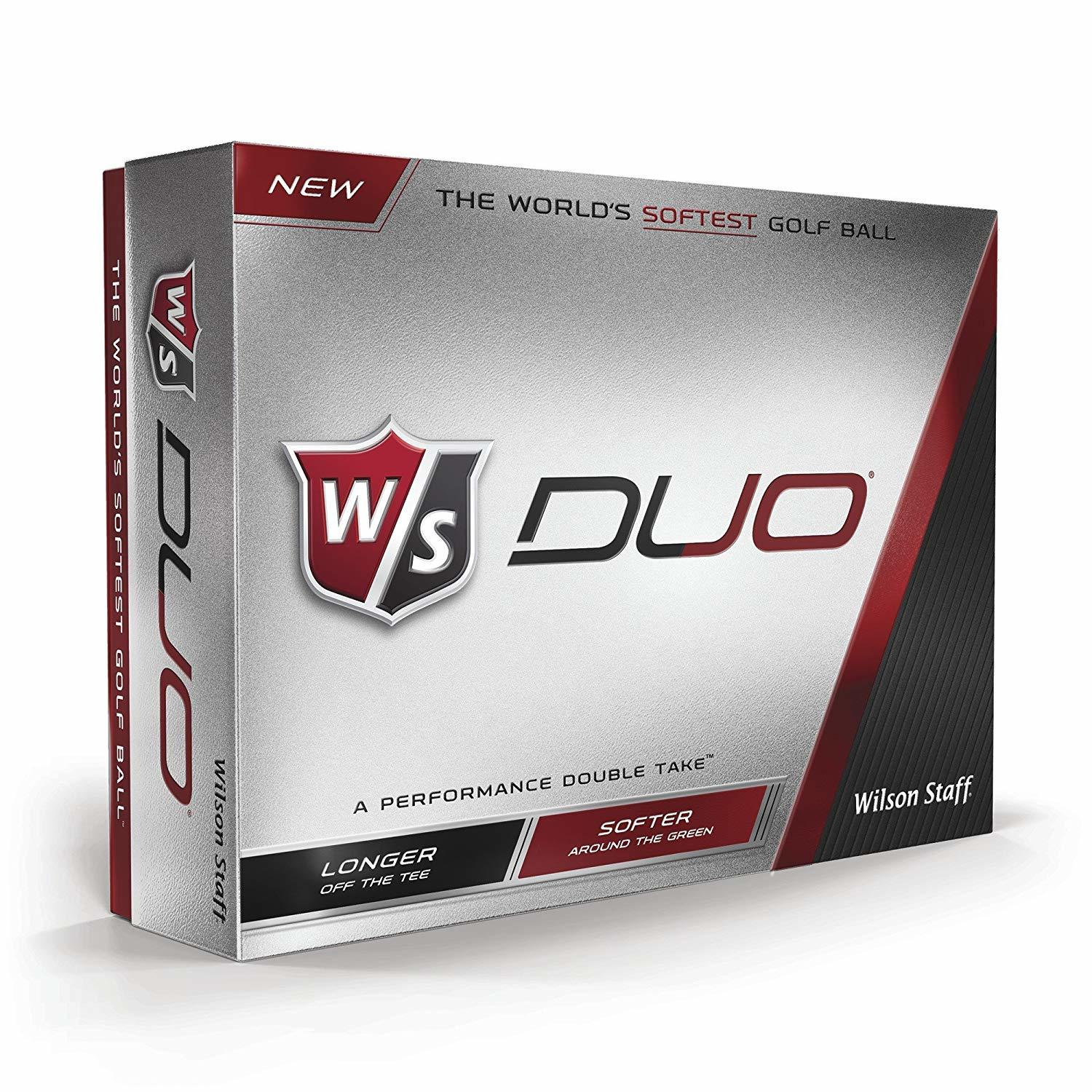 Wilson Staff Duo Golf Balls